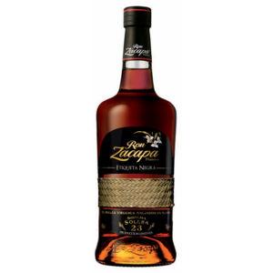 Zacapa rum 23 etiqueta negra