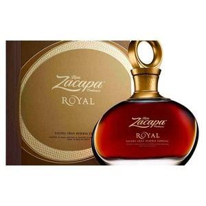 Zacapa rum royal