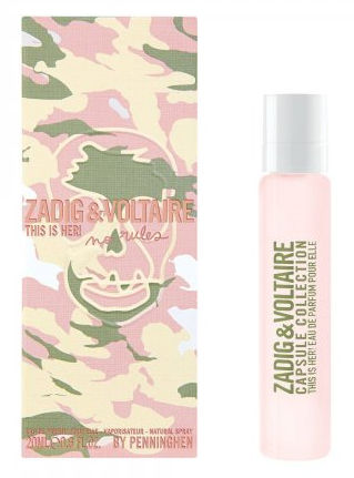 Zadig & Voltaire This Is Her! No Rules 20ml