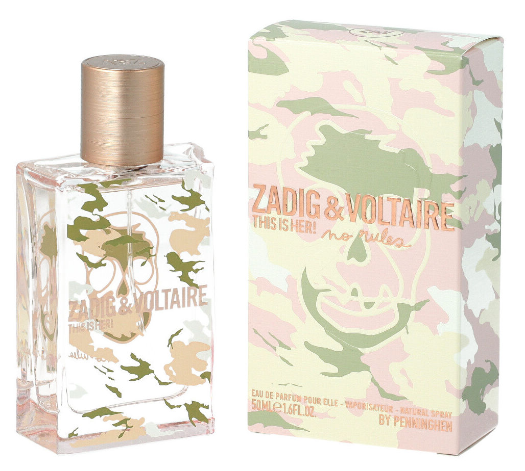 Zadig & Voltaire This Is Her! No Rules 50ml