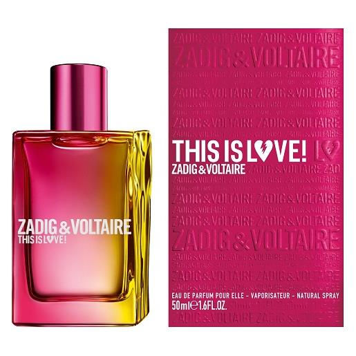 Zadig & Voltaire This Is Love! For Her 100ml
