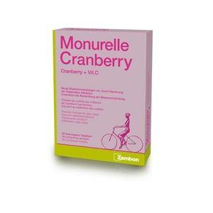 Zambon monurelle cranberry 20compresse