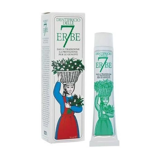 Zeta Farmaceutici Dentifricio 7 Erbe 50ml