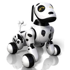 Zoomer cane robot