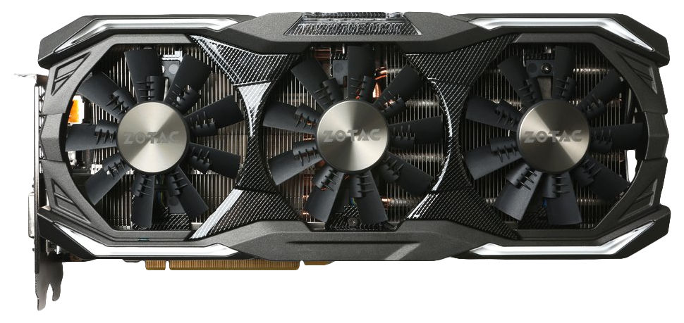 Zotac GeForce GTX1070 AMP! Extreme - 8GB