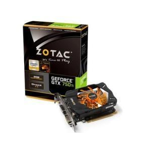 Zotac geforce gtx750 ti 2gb