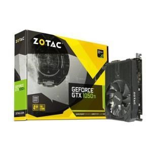 Zotac GeForce GTX 1050Ti Mini 4GB