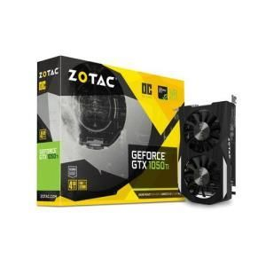 Zotac GeForce GTX 1050 Ti OC Edition 4G