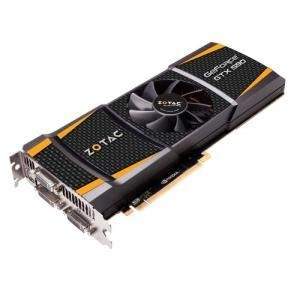Zotac GeForce GTX 590 3 GB