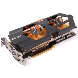 Zotac GeForce GTX 670 AMP! Edition 2GB