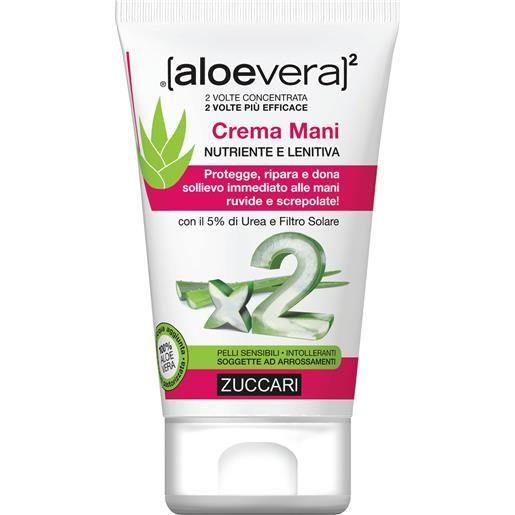 Zuccari Aloevera2 Crema Mani