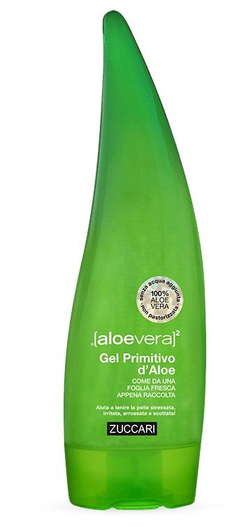Zuccari Aloevera2 Gel Primitivo Aloe 250ml