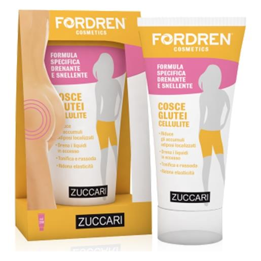 Zuccari Fordren Cosce Glutei & Cellulite 200ml